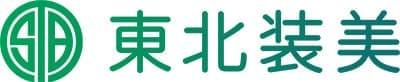 東北装美の企業ロゴ